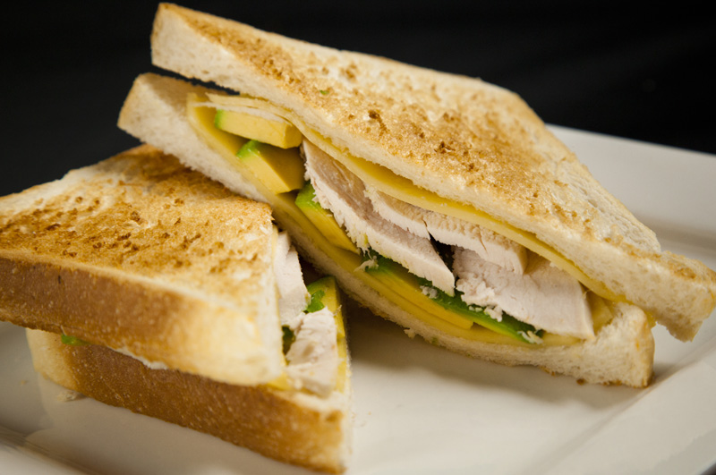 Chicken & Avocado Sandwich