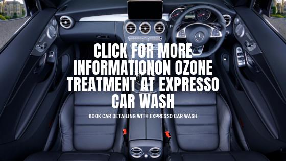 ozone treatment gold coast sick car