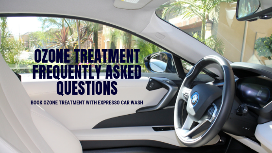 Ozone Treatment Frequently asked questions