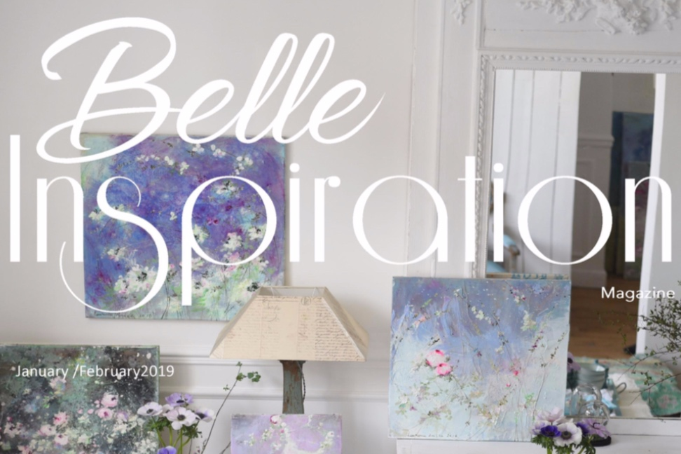 Belle Inspiration Magazine, Jan/Feb 2019 Issue, is available for purchase at www.belleinspiration.com   Photo Credit: Krystal Kenney, Article Credit: Mimi Bleu of  BELLE INSPIRATION MAGAZINE