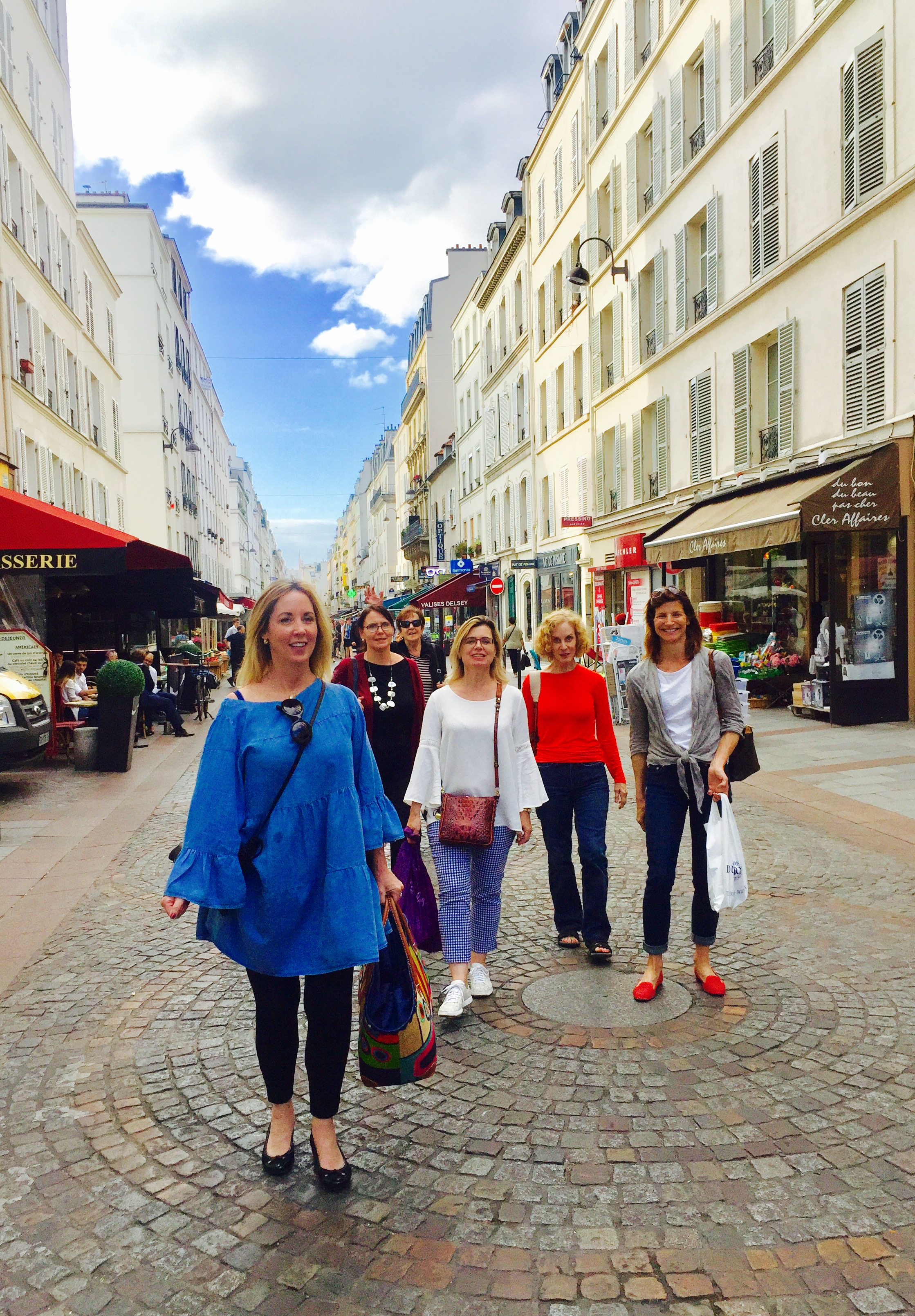 RUE CLER FOOD TOUR