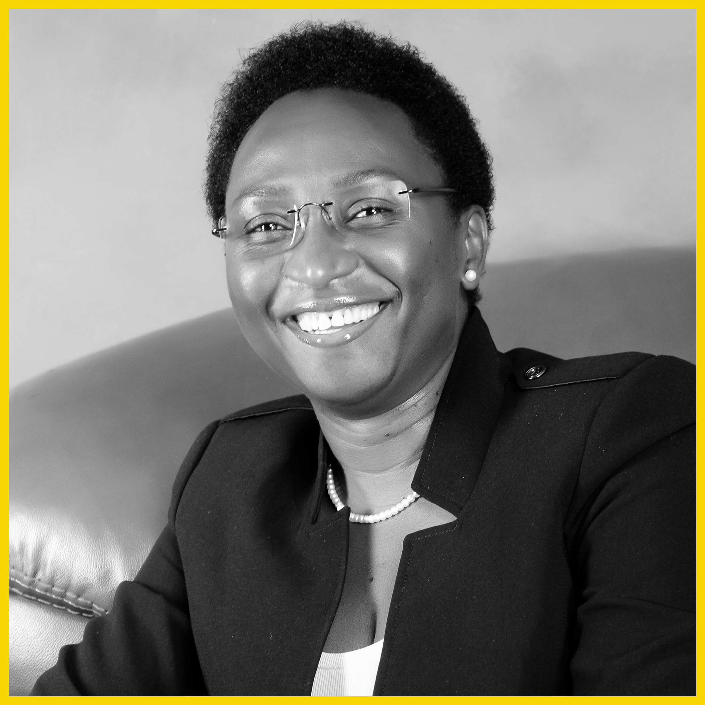Irene Ochem - Chief Executive Africa Women Innovation and Entrepreneurship Forum