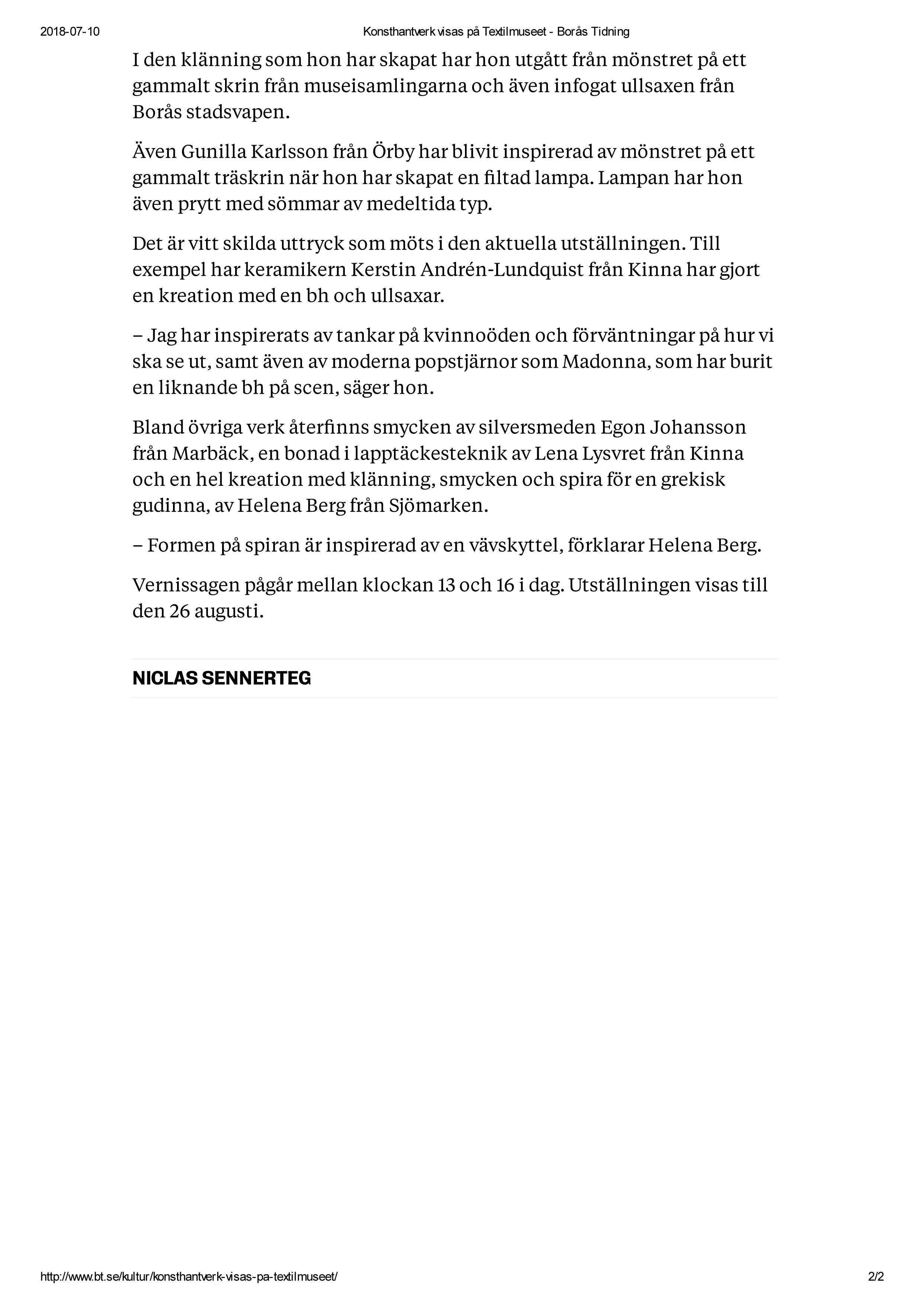 Konsthantverk visas på Textilmuseet - Borås Tidning-2.jpg