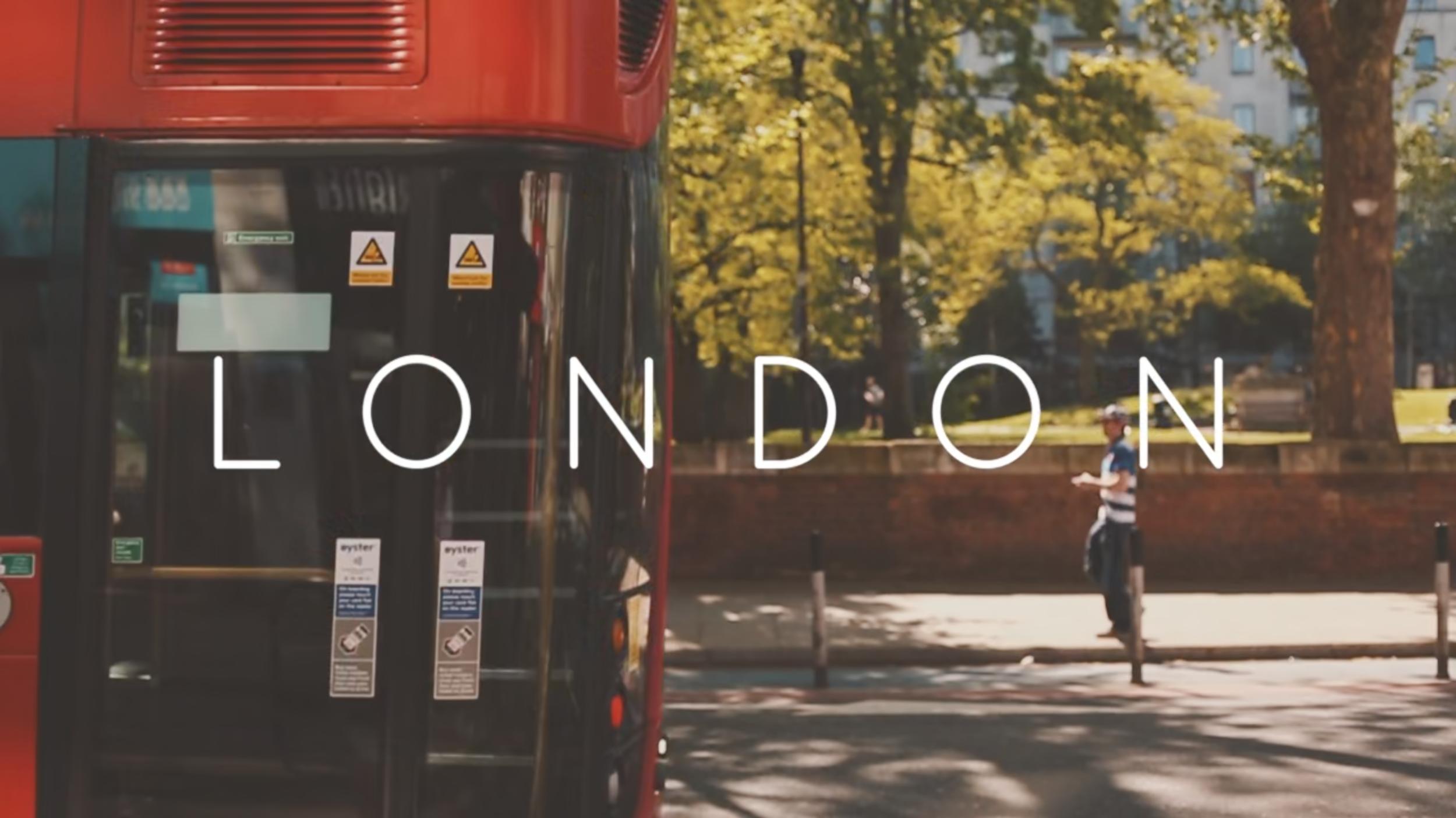 London // May 2018 -