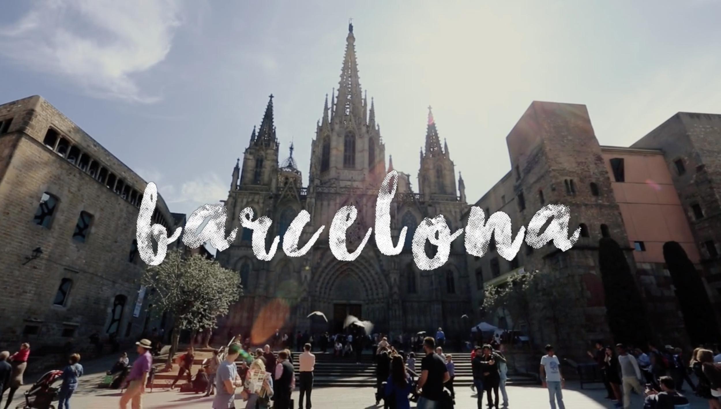 Barcelona // March 2017 -