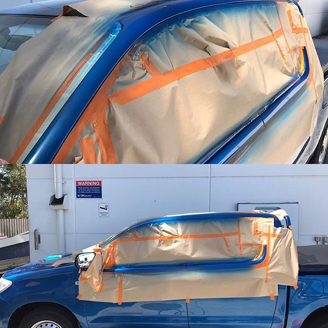 Is your cars paint starting to fade. I do on site 2 PAC paint applications like the one shown here. Text me photos for an instant free quote . 0403958636
