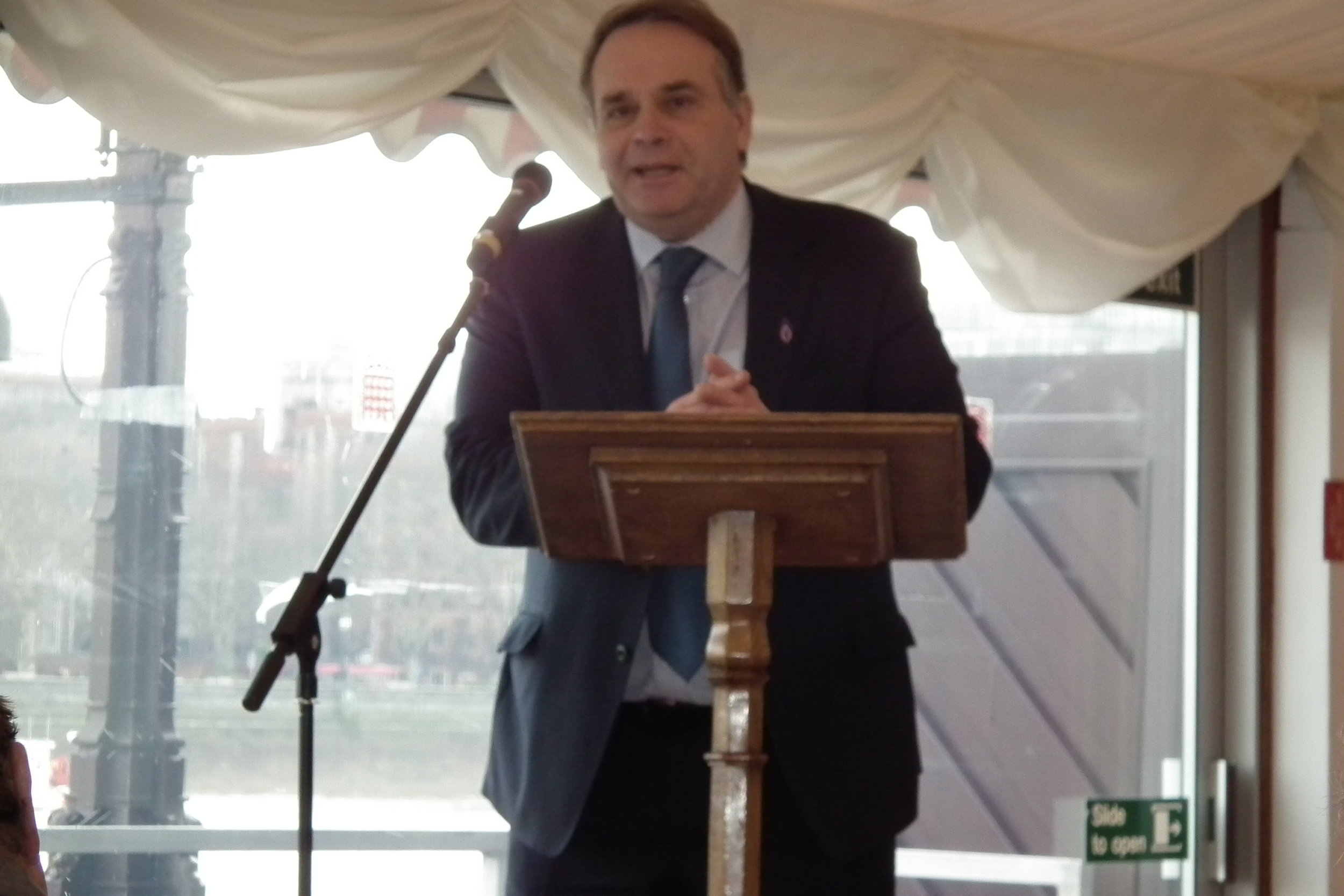 Rt Hon Neil Parish MP