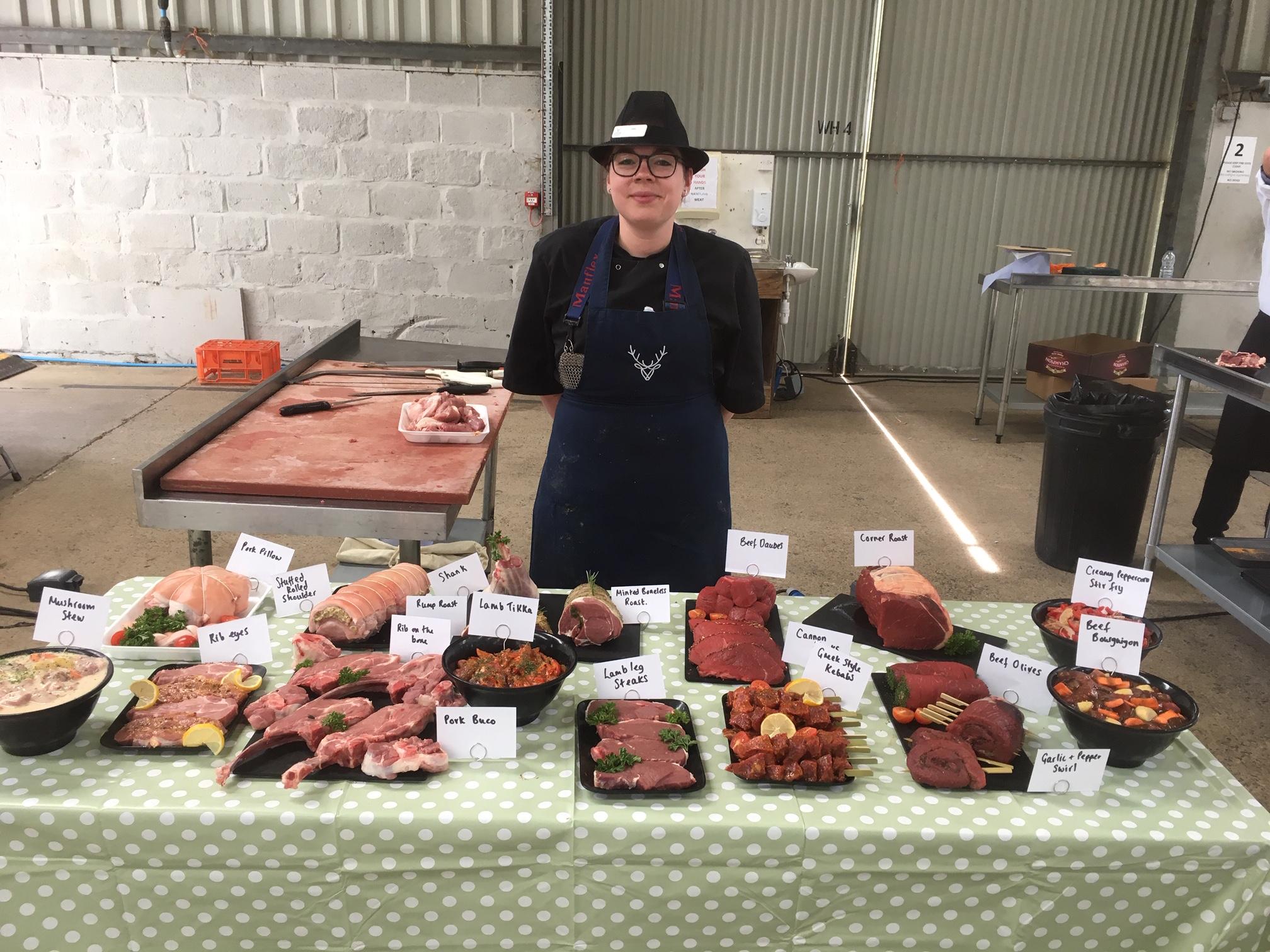 Jess Pugh, Ludlow Farm Shop