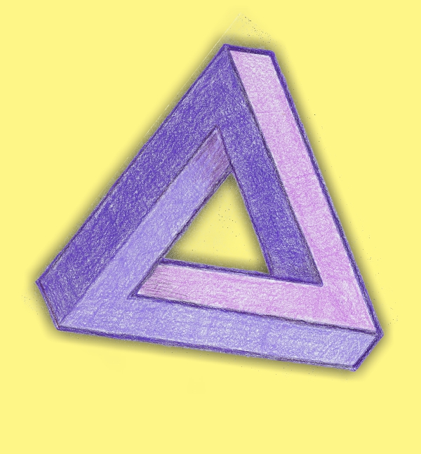 An Impossible Product: The Penrose Triangle
