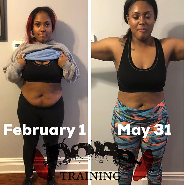 Just some #ClientAppreciation⠀ ⠀ @callher_beautiful has been putting in crazy amount of work!! The proof is in the picture lol!! Lets keep up the amazing work and we can continue climbing this ladder of success! Follow her fitness page @_thefitlawyer