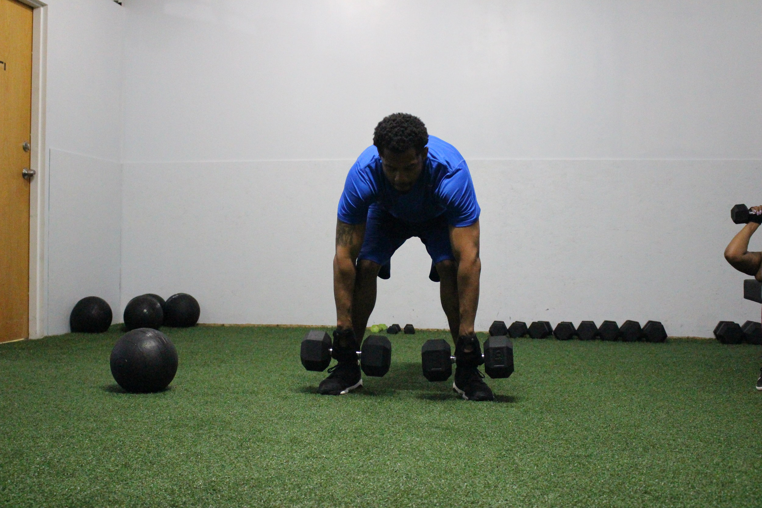 1 on 1 Training - Get to your goals quicker with personal training. We will make sure you are working as hard as you can, and then some. Personalized workouts are catered to you and your goals. Come prepared to have the body that you have always wanted!
