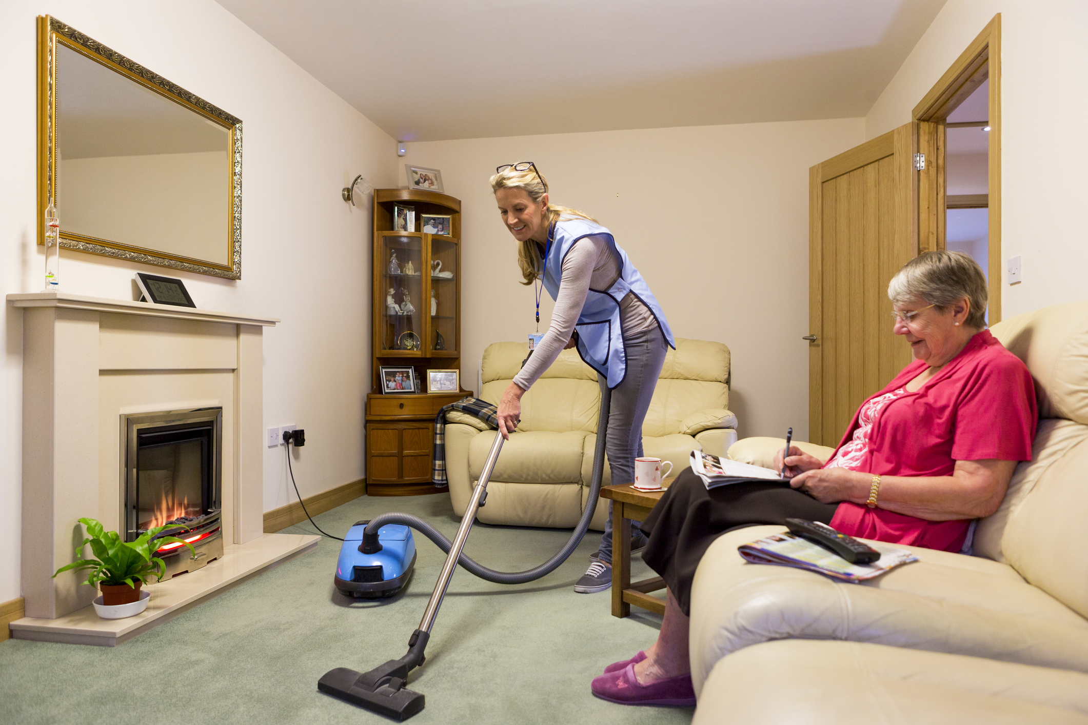 Household Assistance - We have the best trained carers who can assist your loved one with everyday tasks such as:Light houseworkMeal preparation / cookingLaundryRespite for families