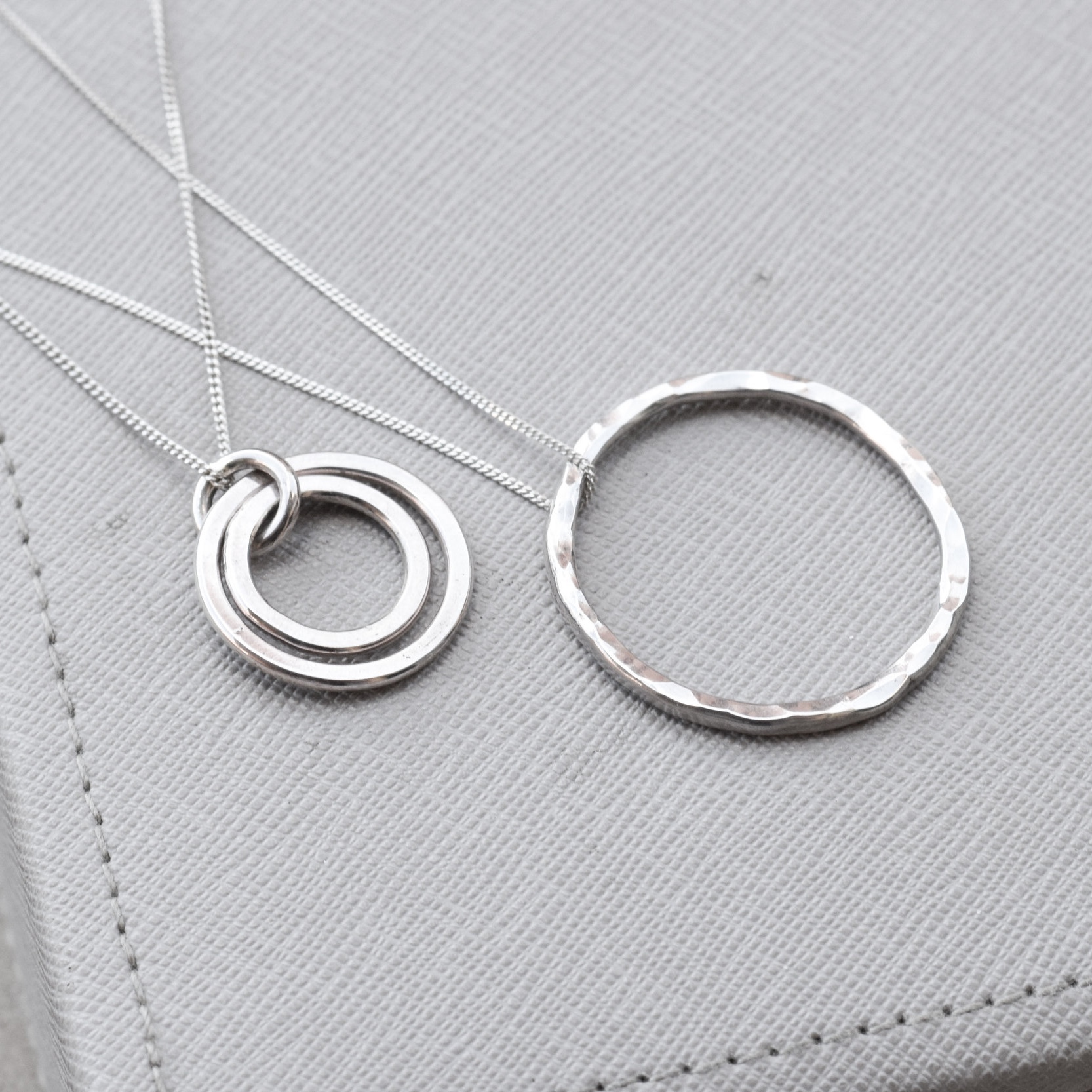 Make your own halo pendant workshop - £55 -