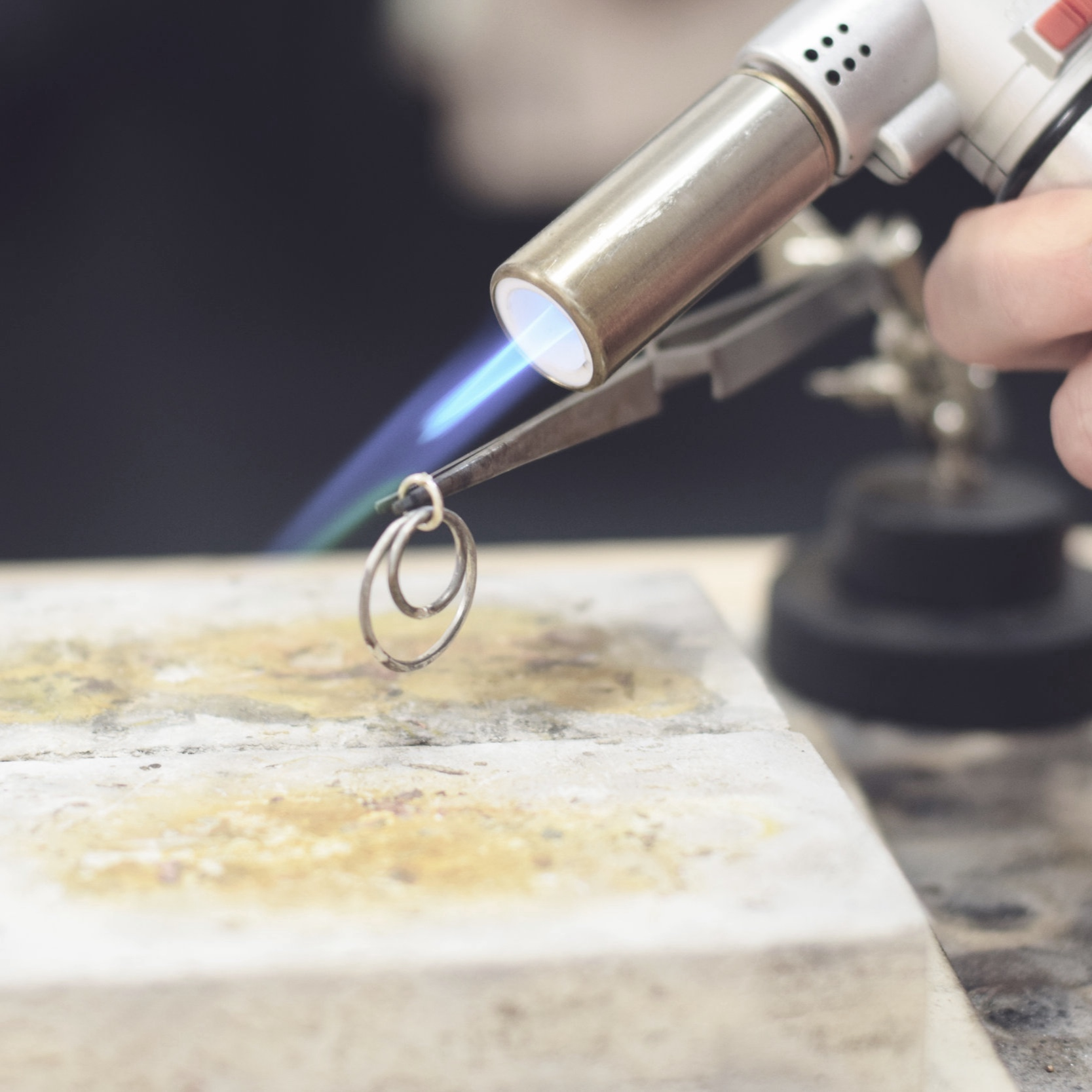 4 Week silver jewellery course - £160 -