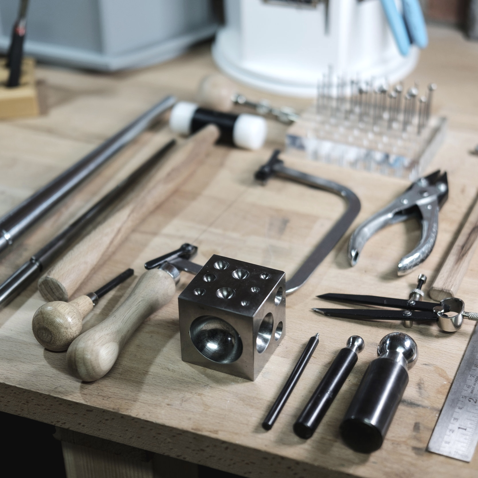 Three day intensive jewellery making course - £400 -