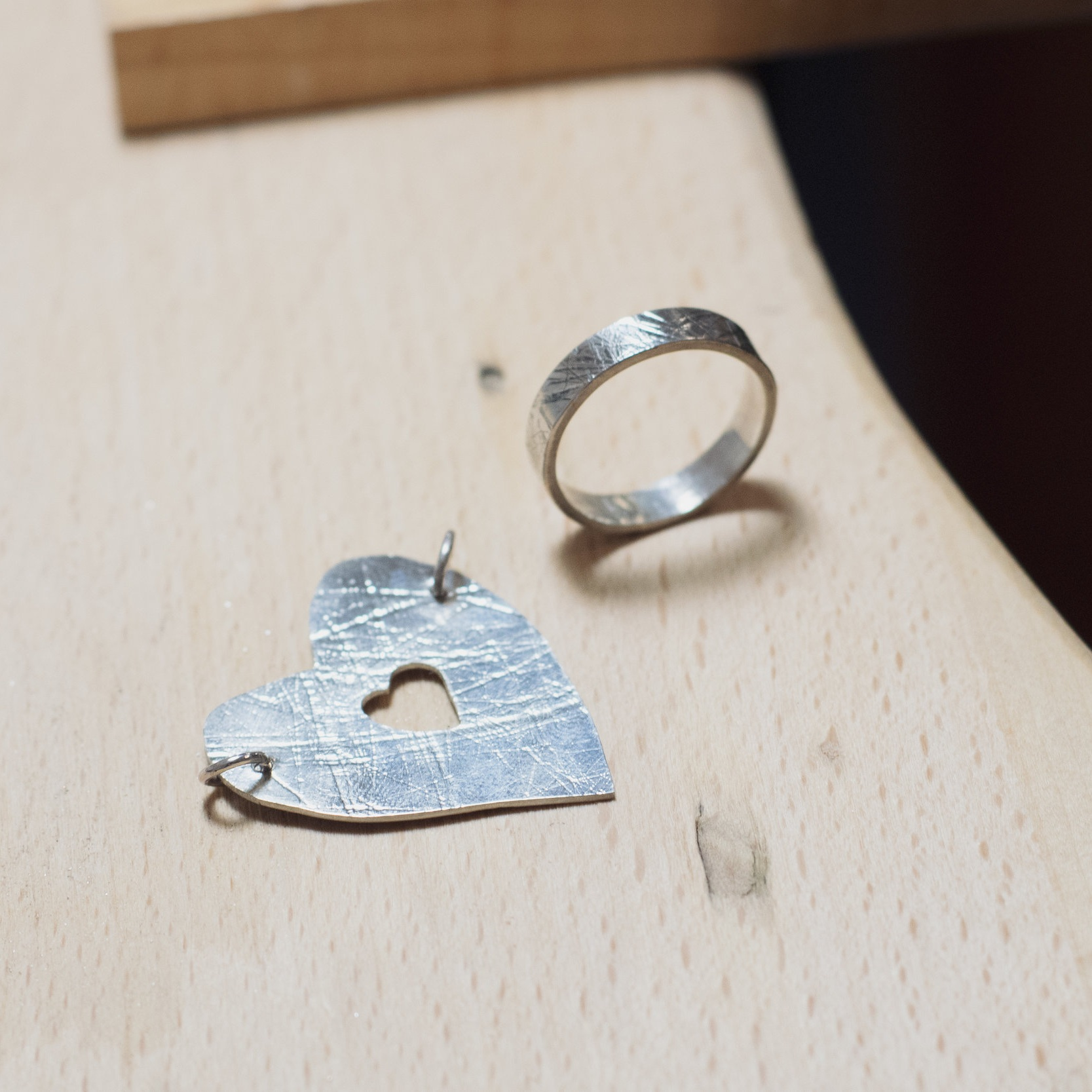 Full day jewellery making course £150 -