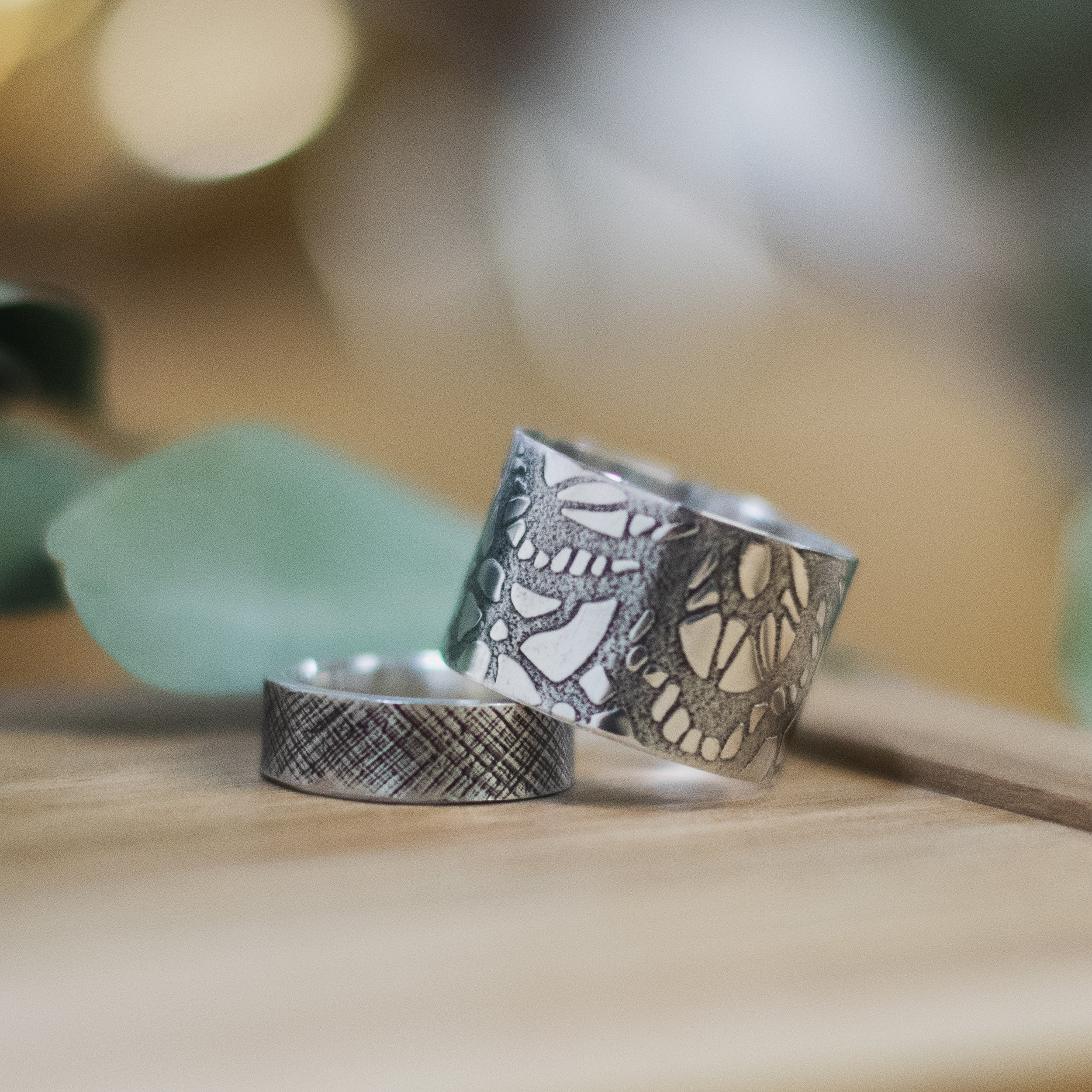 8 Week silversmithing course - £350  -