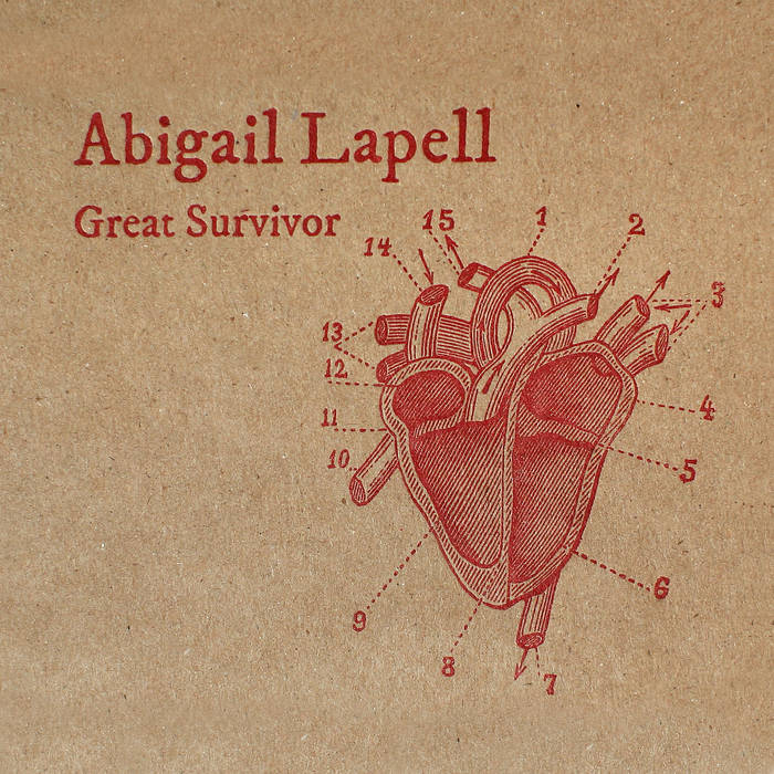 Abigail Lapell - Great Survivor (2011) - Production, Mixing, Engineering