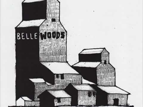 Bellewoods: Bellewoods (LP, 2009) - Mixed by Heather Kirby