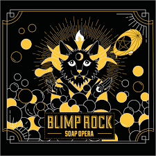Blimp Rock: Soap Opera (LP, 2017) - Bass Composition & Performance by Heather Kirby