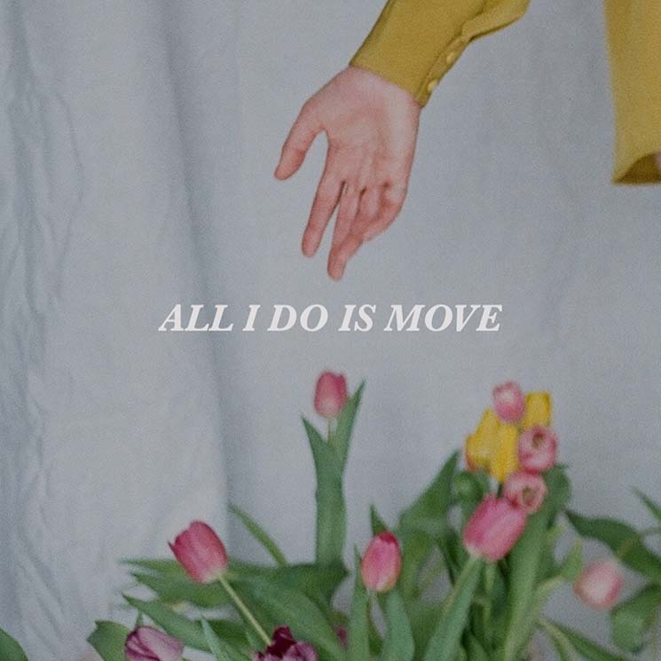 Anna Wiebe: All I Do Is Move (LP, 2019)