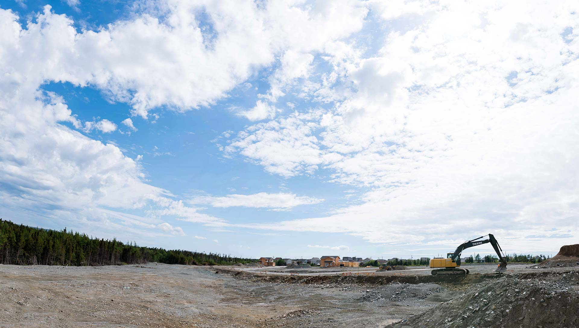 Clovelly Estates Construction