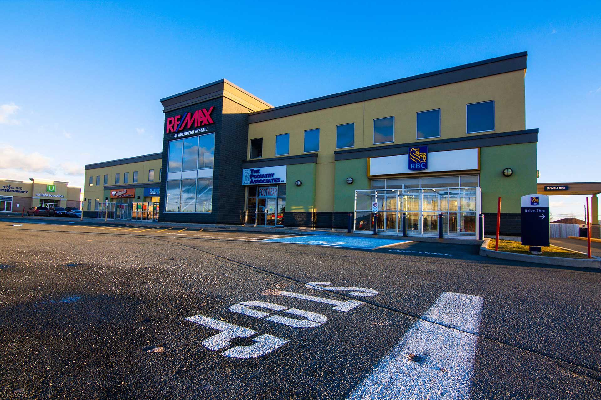 $14.75 /sqft (L) - 40 Aberdeen Avenue, Unit#002, St. John`sMLS ® : 1187796FOR LEASE | 1123 SQ.FT.