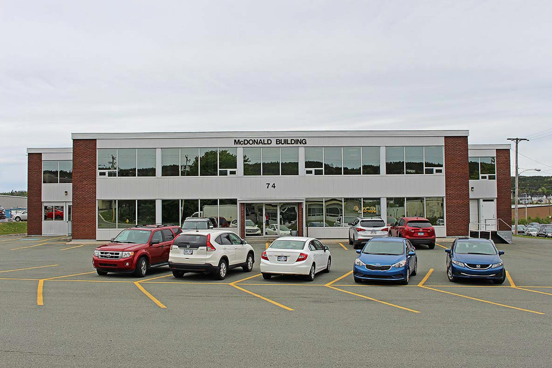 $800 (L) - 74 O`leary Avenue, Unit#002, St. John`sMLS ® : 1198819FOR LEASE | 850 SQ.FT.