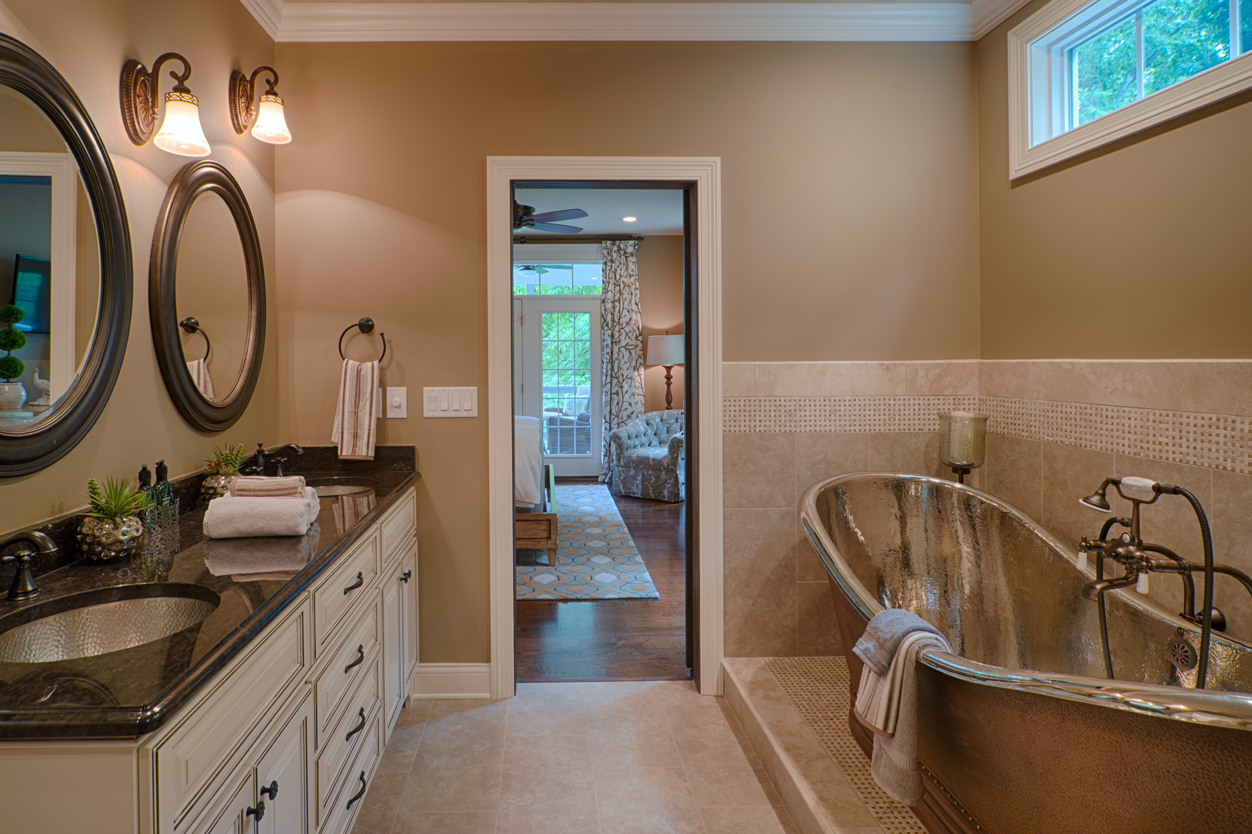 Master Bath by Details Consulting Group