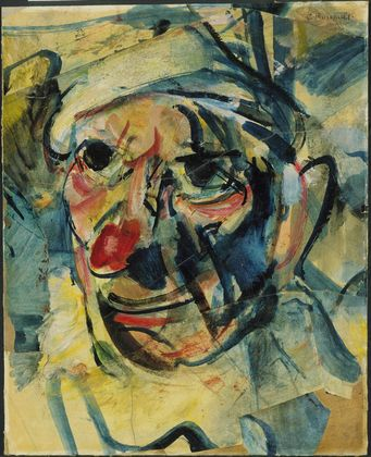Georges Rouault, The Clown, 1907