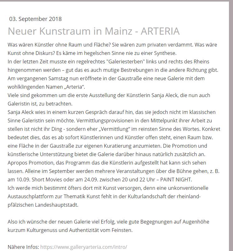 periodikum- kunstmagazin - ARTIKEL ONLINE LESEN