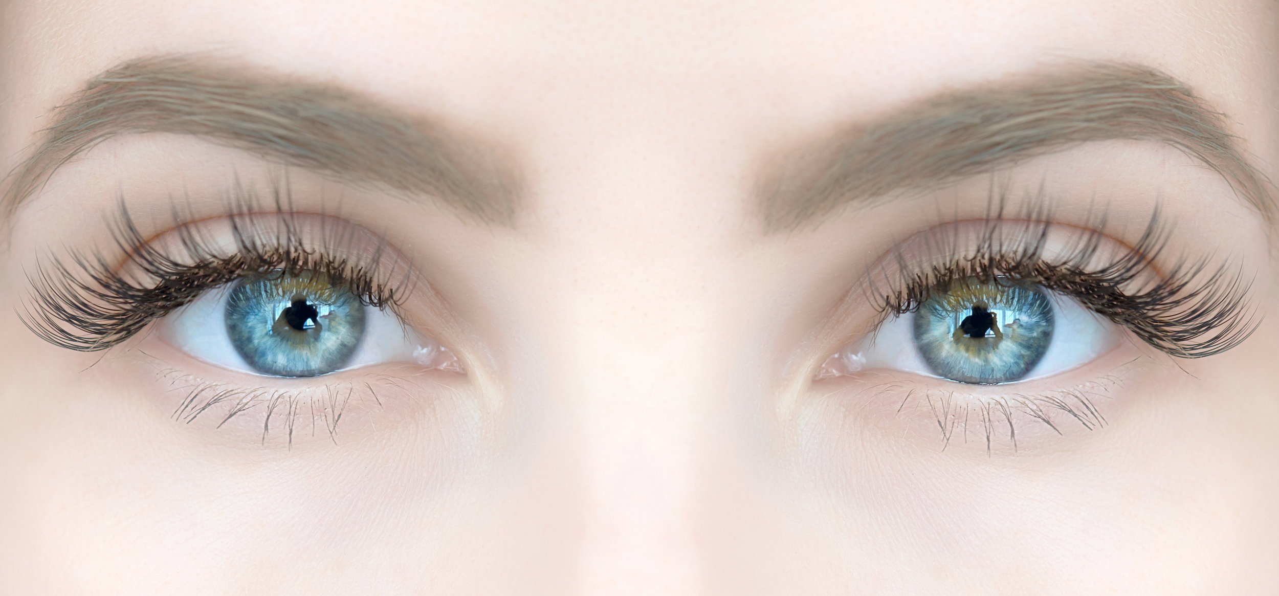 woman's eyes with natural eyelash extensions.jpg