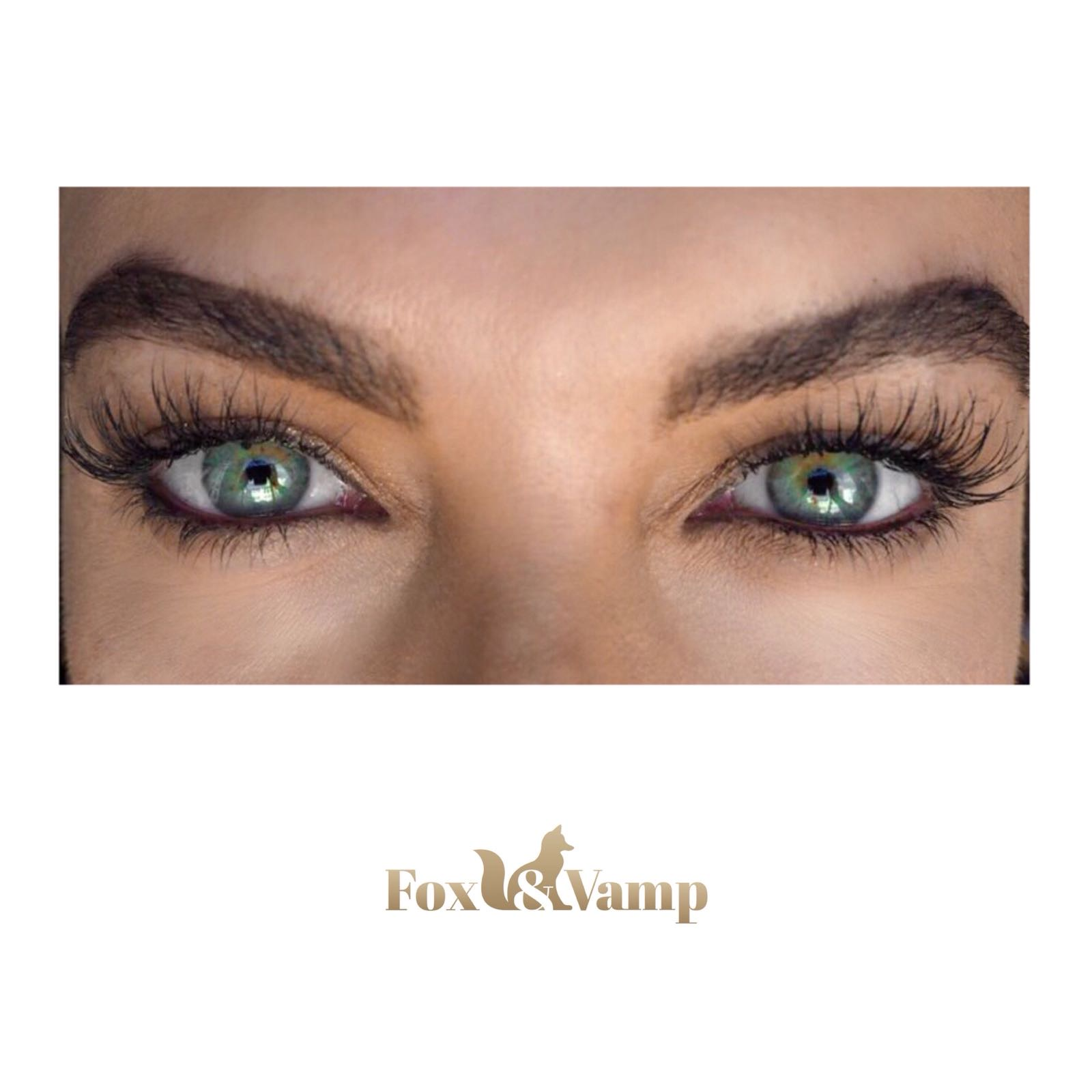 Full Volume eyelash extensions