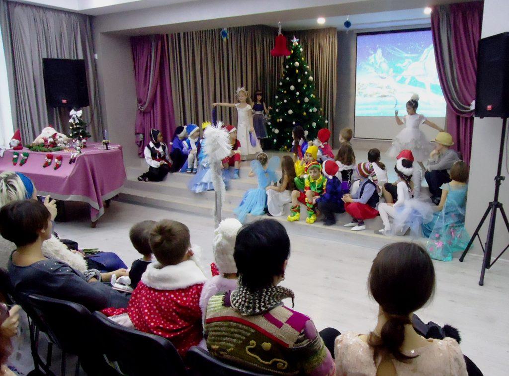 Святкування Дня Святого Миколая та Нового Року -