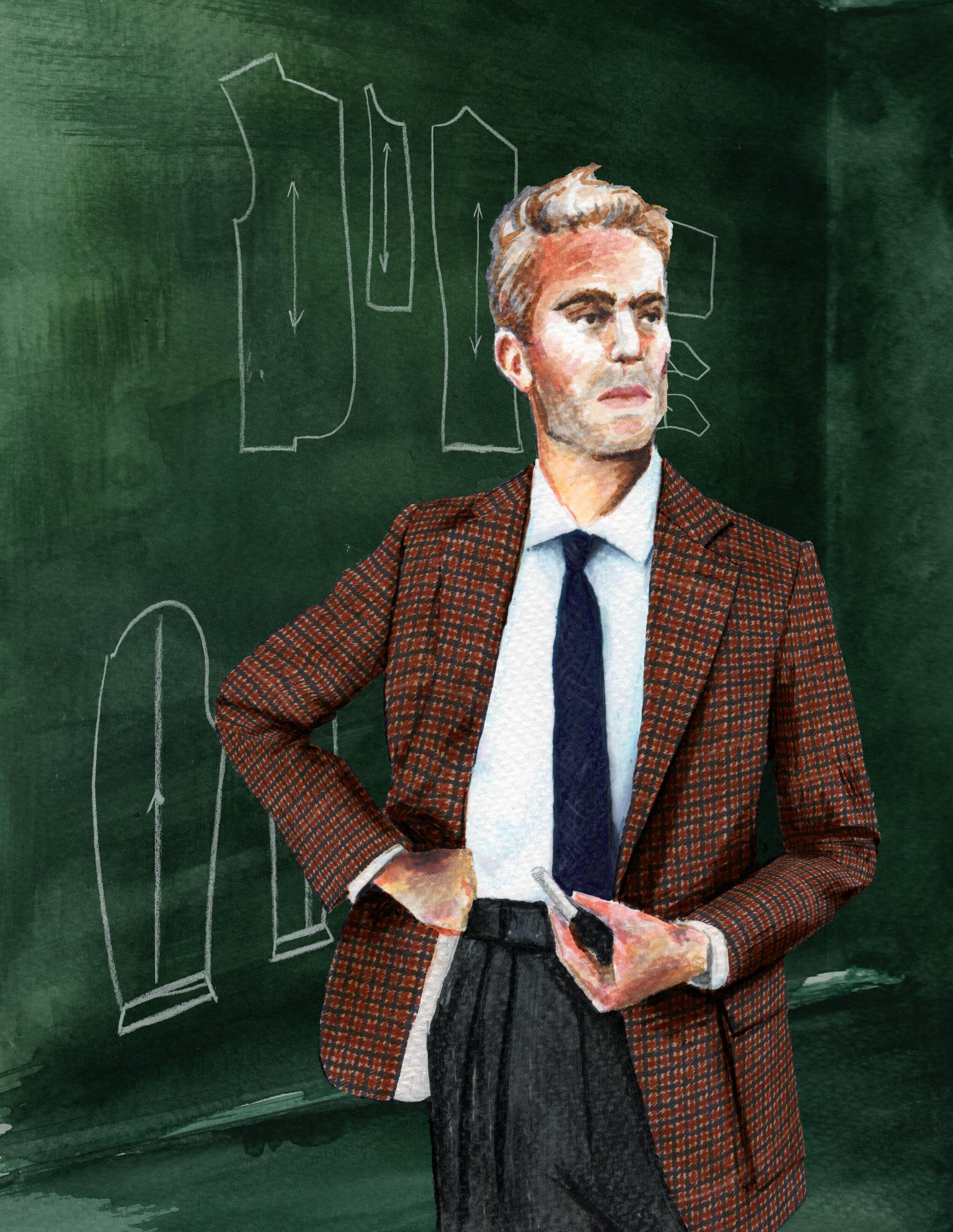 Illustration by Mark Glasgow