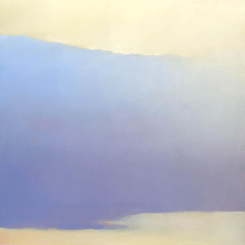 Prairie Rain, 36 x 36, oil on canvas