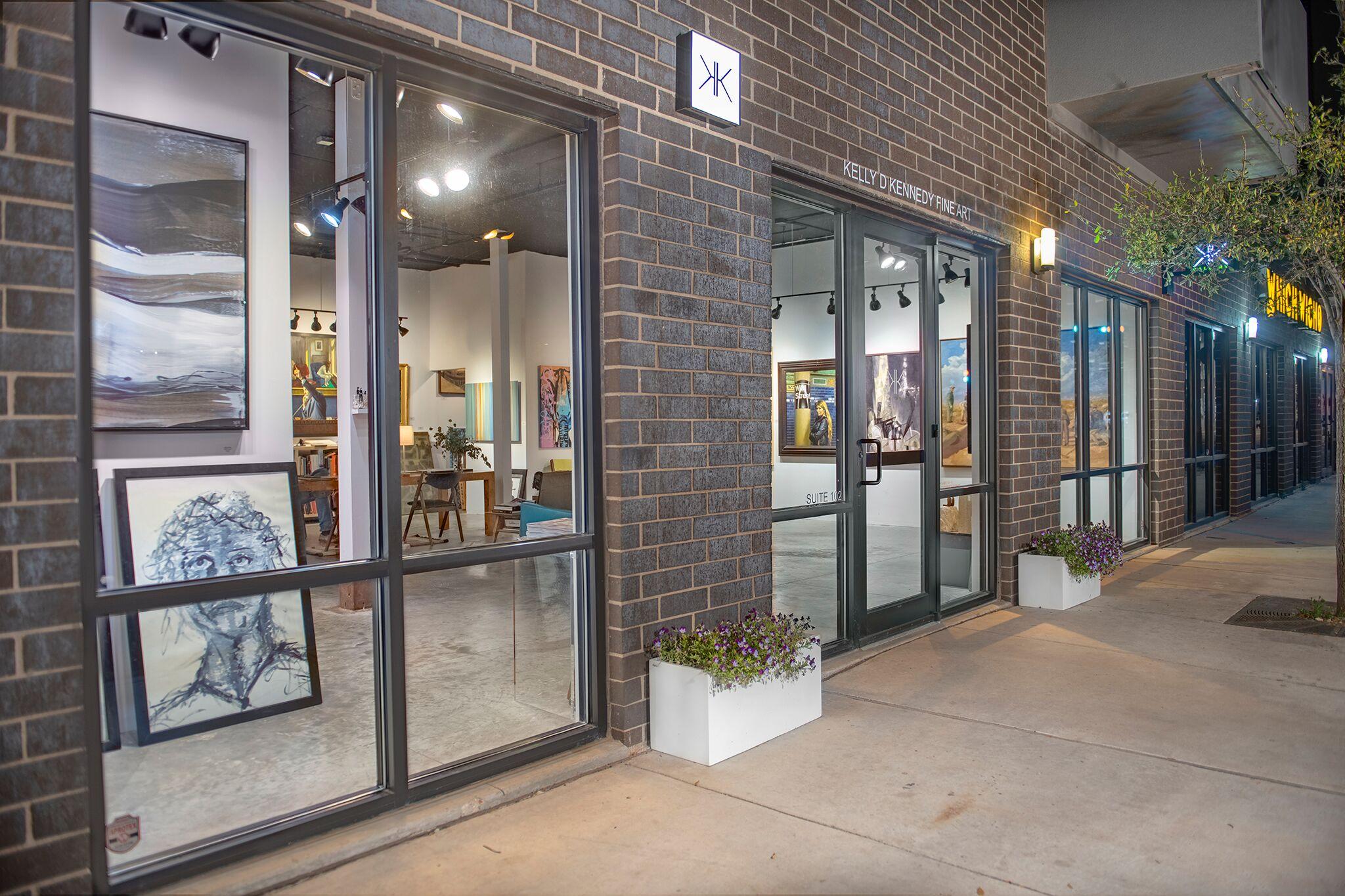 Kennedy Fine Art, Midland, TX
