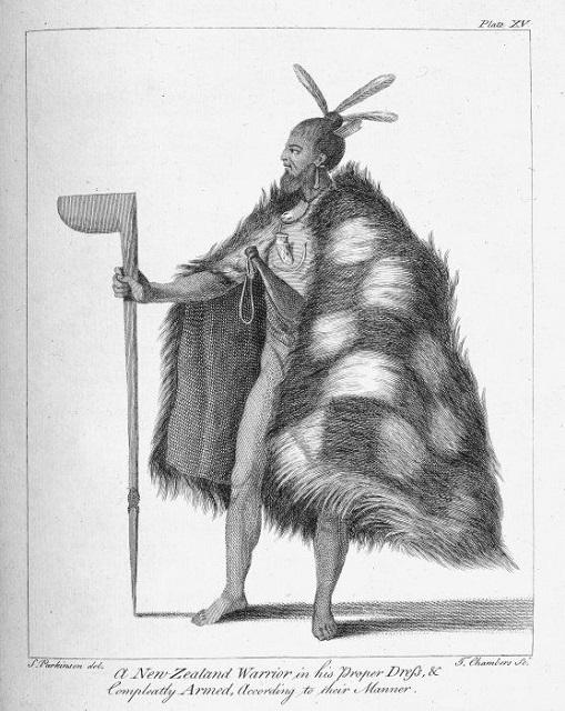 Kuva 1: Uuden ajan alussa alkuasukkaista tehtiin osa eurooppalaista tarinaa, mutta siinä heidät kuvattiin usein alistetusta näkökulmasta. Määrittelijä saattoi itse päättää, kumpi kuvattiin ovimatoksi ja kumpi kiiltäviin saappaisiin. (Kuvan tiedot lähdeluettelossa.)