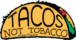 "Great American Smokeout   Playing into Texans' love for Mexican food, UT Austin's Tobacco-Free Campus (TFC) program offered T-shirts, pins, and phone wallets emblazoned with the motto ""Tacos, not Tobacco"" to smokers in exchange for their personal tobacco products at the Great American Smokeout Carnival."
