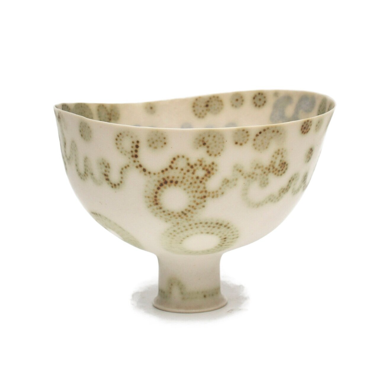 Mary Rogers, Porcelain Bowl
