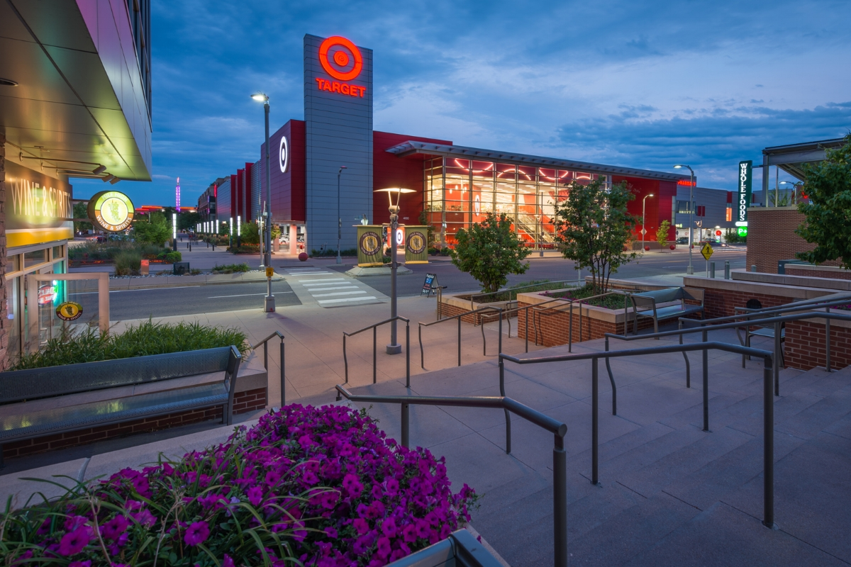 Belmar - DRG served as the strategic development advisory at the 1 million square foot mixed-use center in Lakewood, CO.