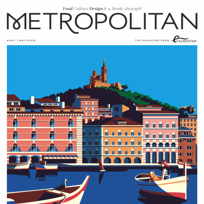 Metropolitan - WELL FIT! (01/04/2019)From futuristic wearable tech to the rise of the oat-milk latte, wellness is the watchword du jour. Take up rowing, try a CBD-spiked snack, or discover where the coolest Parisians unroll their yoga mats.The coolest kids are lacing their lattes with oat milk. Try a Nitro Cold Brew from London's Minor Figures. The humble wholegrain's also the star at Ghent's Oats Day Long (above), whose menu runs from granola to 'risoatto'.