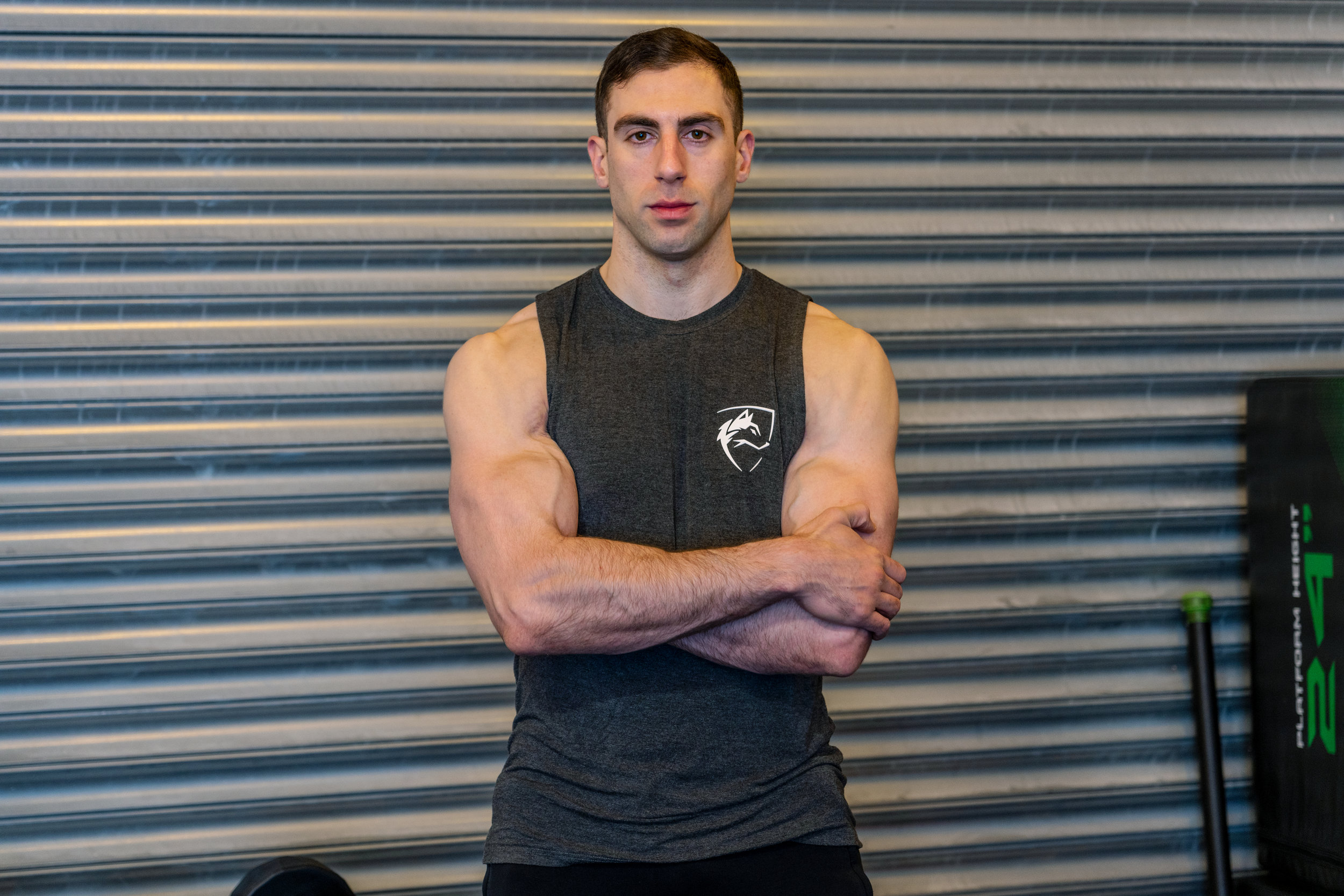 Adam Murad - Personal Trainer at Sw3at Studio