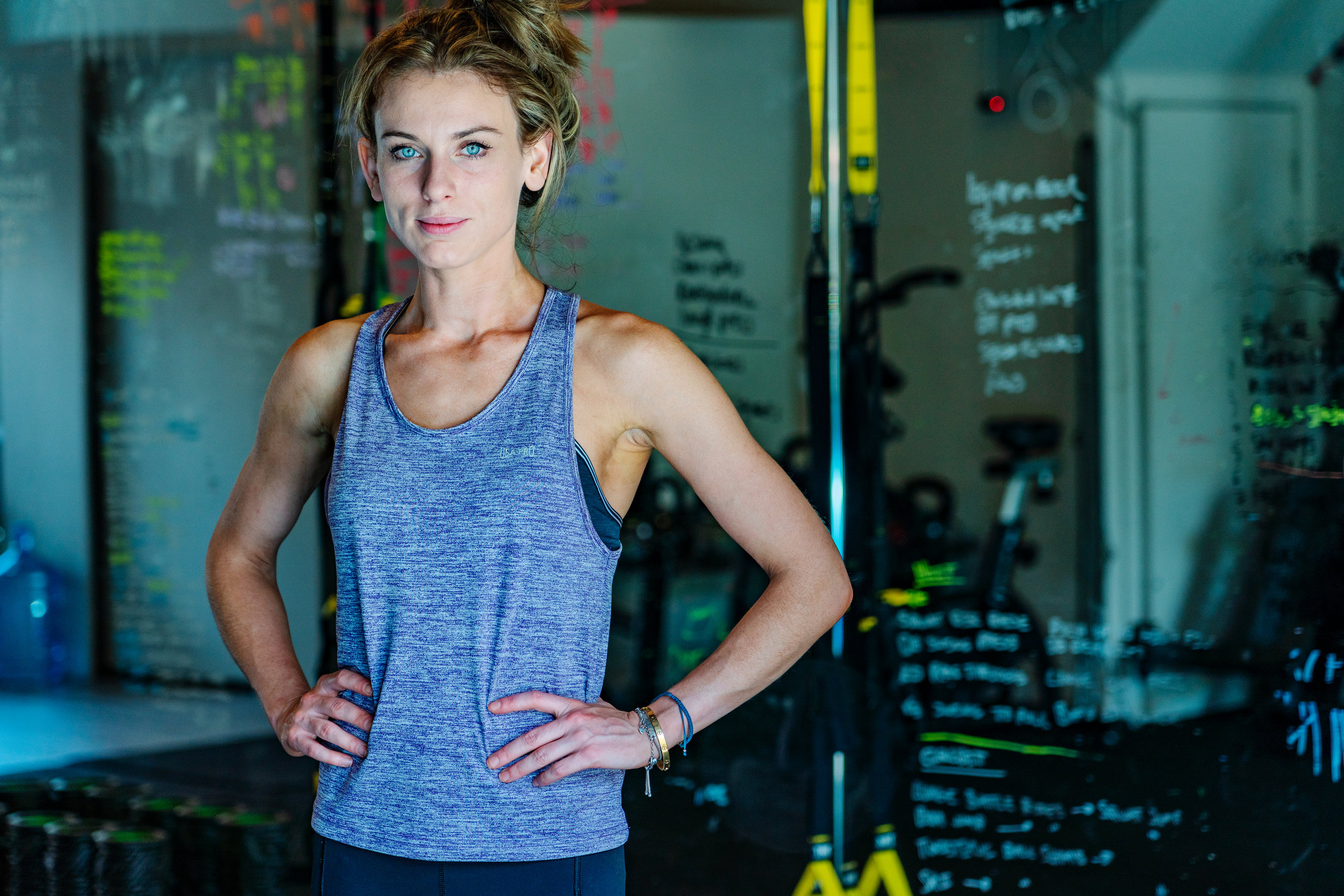 Jessica Becker - HIIT Coach at Sw3at Studio