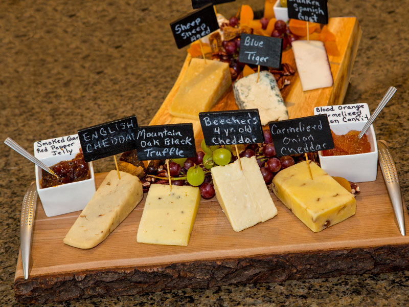 Artisanal Cheese Tray