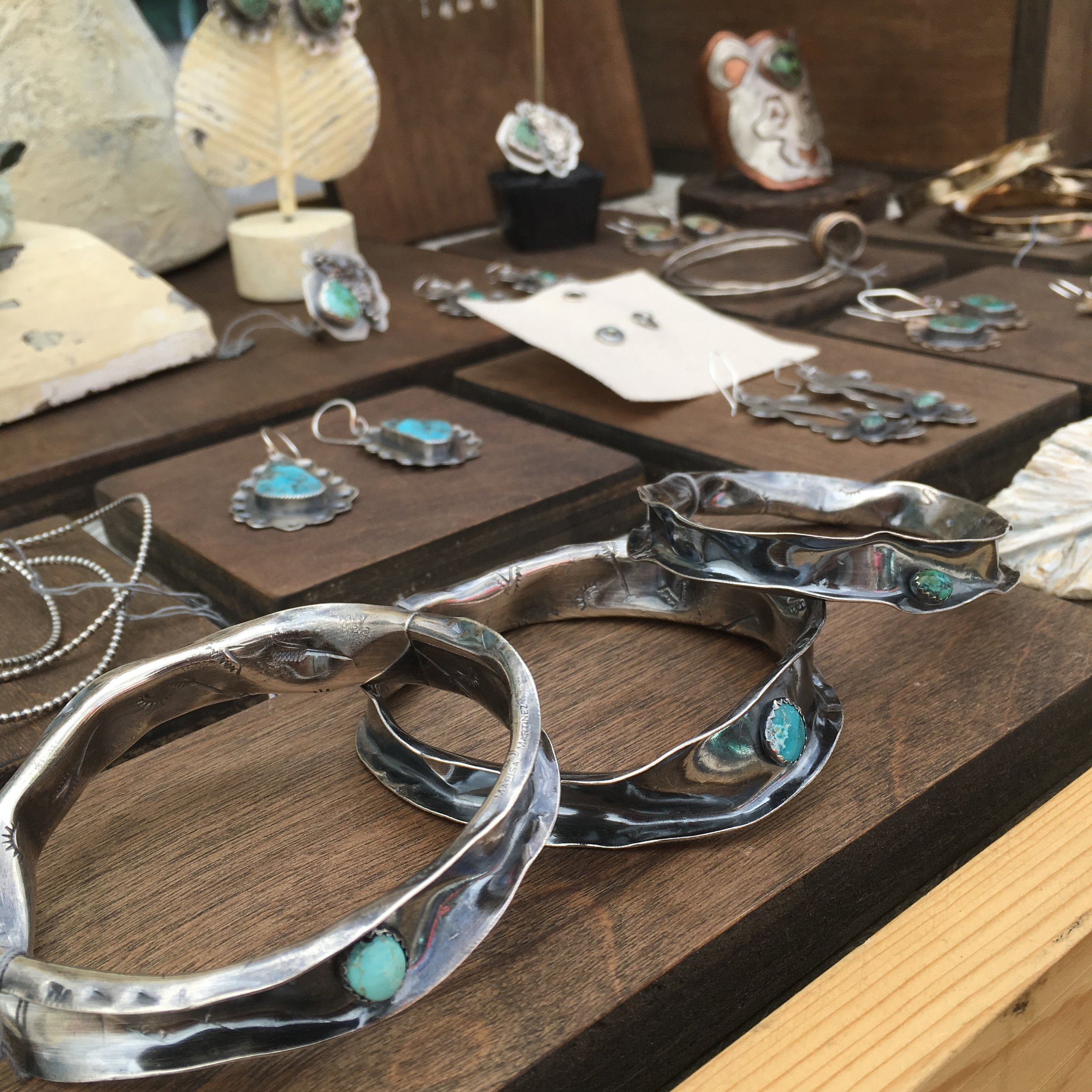Silversmith Bracelet - Private and Small Group