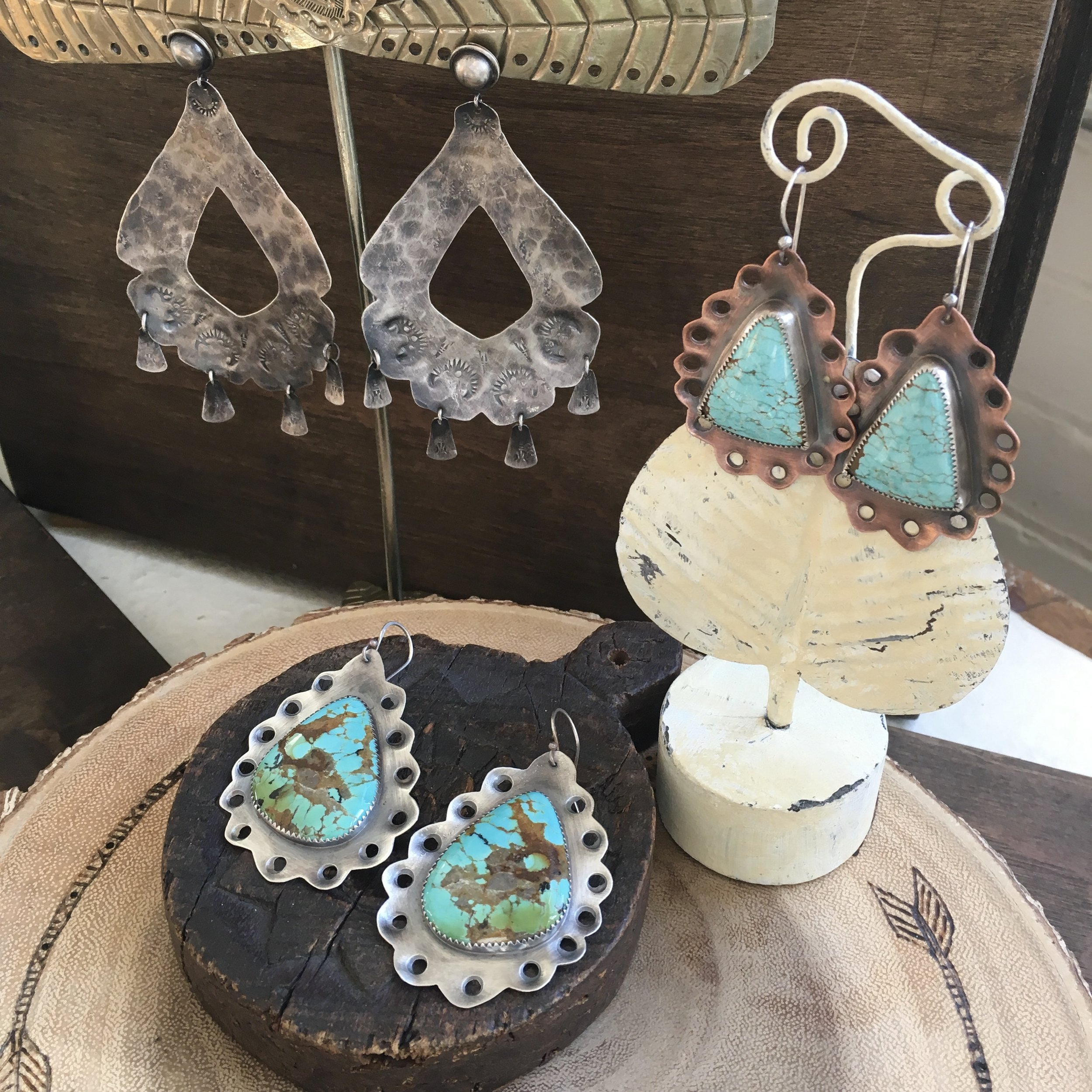 Earrings — Frida & Papel Picado Collections