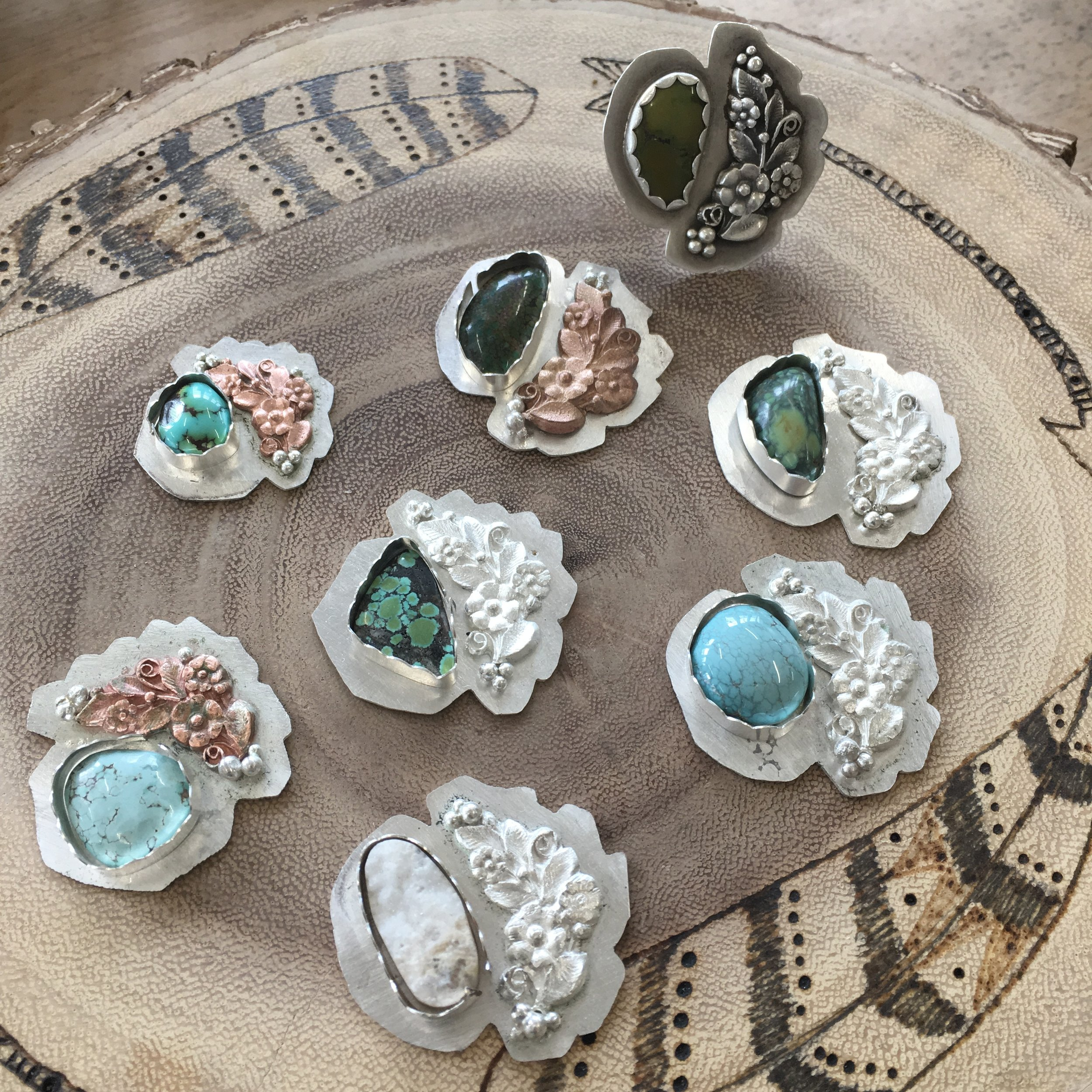 Offering Rings — Xochitl Collection