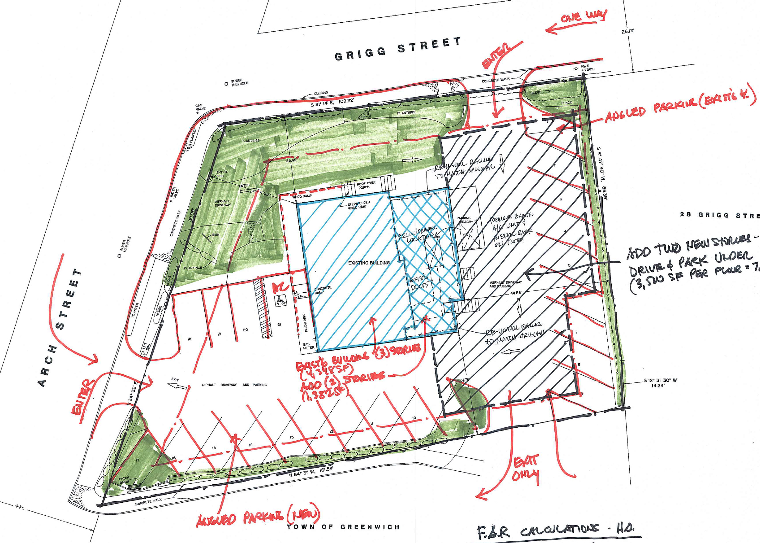 Potential Mixed Use Development