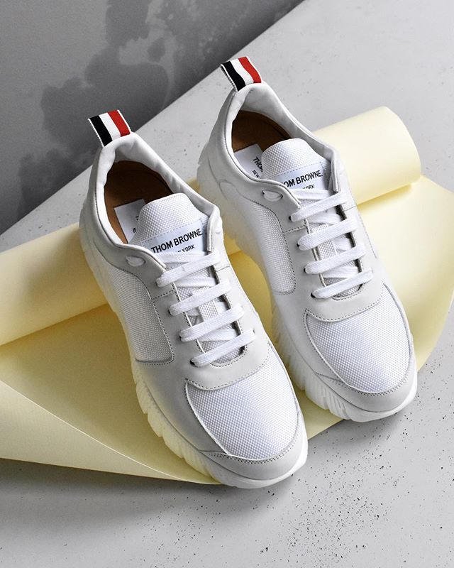Thom Browne  New arrivals in store now  #thombrowneny#newarrivals#instore#footwear#6amstores